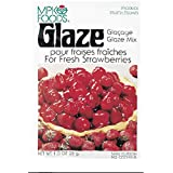Glaze Mix Strawberry, MPK Foods, (6Count)