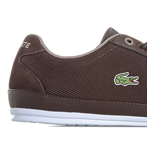 Brown Dark Lacoste Sneaker 40 Marrone Uomo tIxOR7x