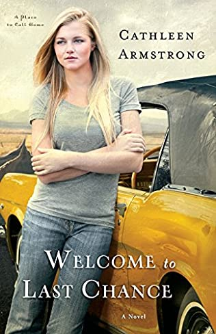 book cover of Welcome to Last Chance
