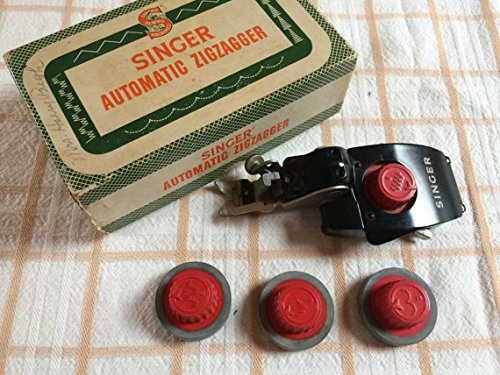 Photo Singer Automatic Zigzagger for Singer 301 Sewing Machine