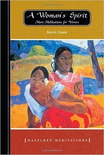 Book A Woman's Spirit (Hazelden Meditations) by Casey, Karen published by Hazelden (1994)