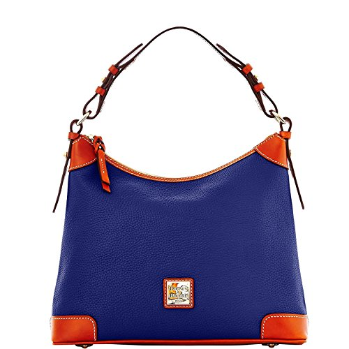 Cobalt Hobo Dooney Pebble amp; Bourke Grain qHxAX4w