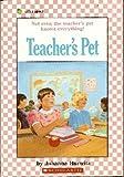Teacher's Pet, Johanna Hurwitz, 0590420313