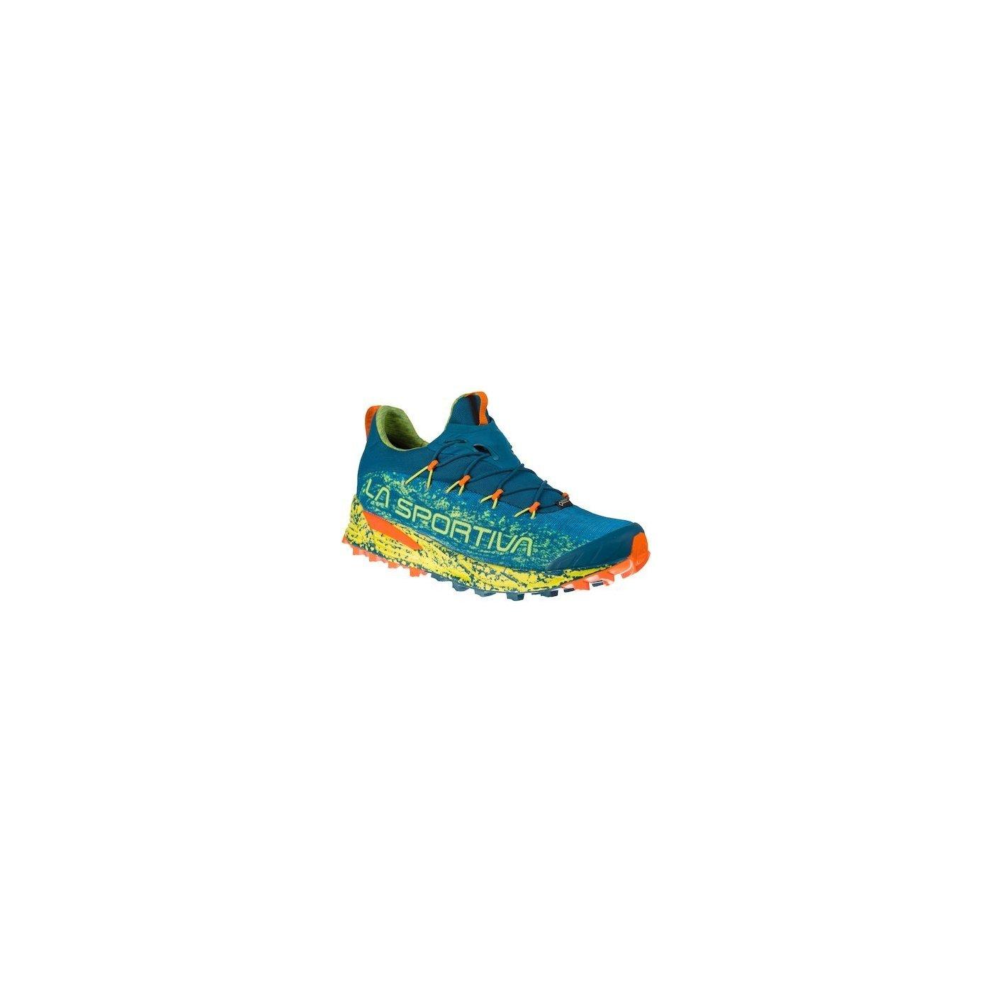 La Sportiva Tempesta GTX Black/Butter, Zapatillas de Trail Running Unisex Adulto 36F999104