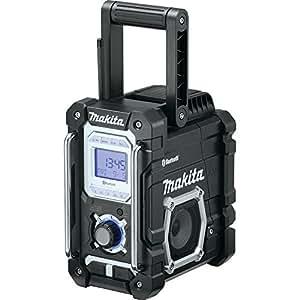 Makita XRM04B 18V LXT Lithium-Ion Cordless Bluetooth Job Site Radio, Tool Only