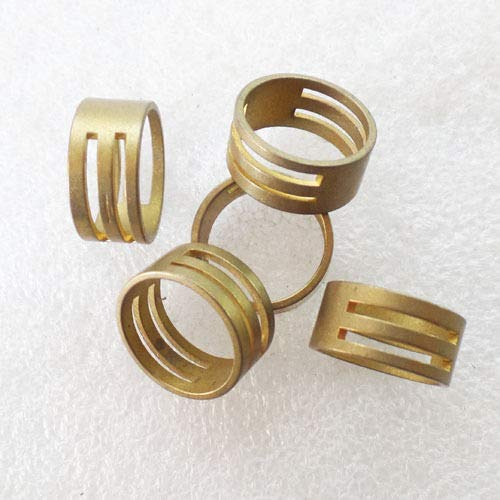 FidgetKute 2Pcs Brass Jump Ring Opener Closer Assistant Tools for Jewellery 19mm D7655 Show One Size (Jump Ring Opener)