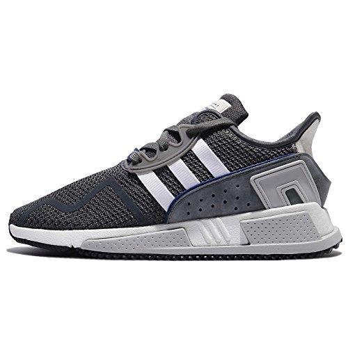 Adidas Menns Eqt Pute Adv, Grå Fem / Ftw Hvit / Krystall Hvit Grå Fem / Ftw Hvit / Krystall Hvit