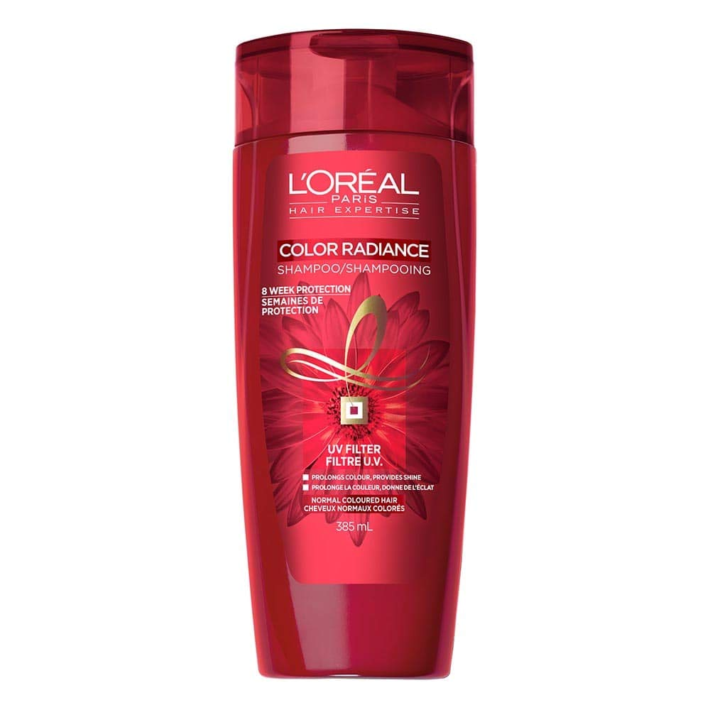 L'Oreal Paris Hair Expertise Color Radiance Conditioner For coloured hair, 385 mL L' Oreal Paris