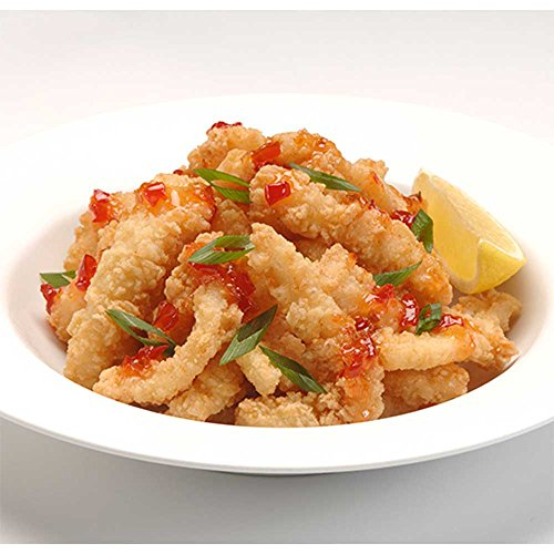Diptn Dusted Calamari Strips, 2 Pound -- 6 per case.