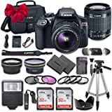 Canon EOS Rebel T6 DSLR Camera Bundle wi
