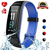 Best Health Tracker Watches - Mgaolo Fitness Tracker,Activity Health Tracker Waterproof Smart Watch Review