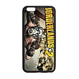 Borderlands Cell Phone Protector for iPhone 6(4.7) Plastic and TPU (Laser Technology) wangjiang maoyi