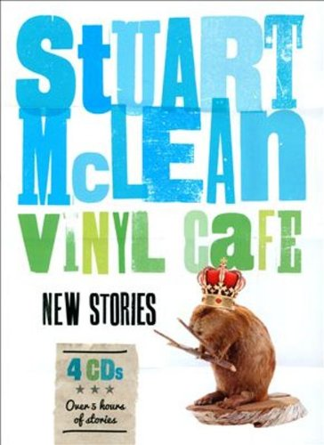 Vinyl Cafe New Stories by CD