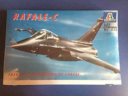 イタレリ 026 1/72 フランス ラファールC (タミヤ・イタレリシリーズ:39026)の商品画像