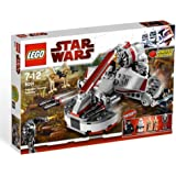 LEGO Star Wars Set #8091 Republic Swamp Speeder