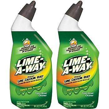 Amazon Com Lime A Way Liquid Toilet Bowl Cleaner 24 Fl