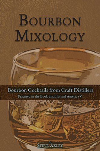Buy bourbon for mixed drinks