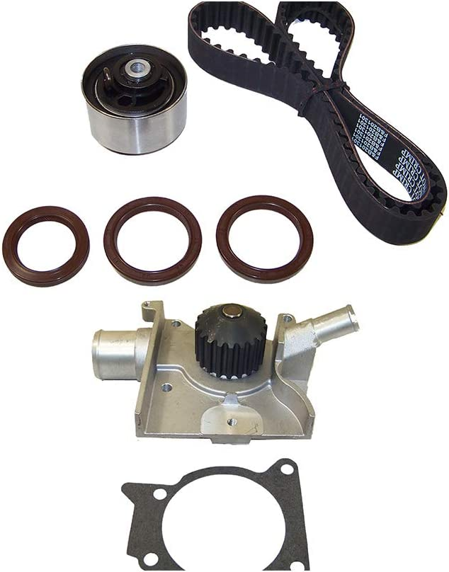 1997-1999 Mercury Tracer 2.0L l4 GAS SOHC Timing Belt Water Pump Kit fits for 1997 1998 1999 2000 2001 2002 Ford Escort