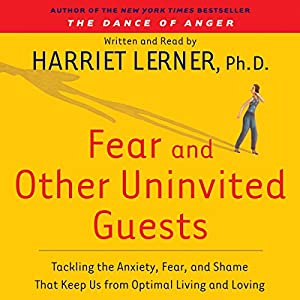 Fear and Other Uninvited Guests Audiobook