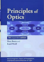 [BOOK] Principles of Optics: Electromagnetic Theory of Propagation, Interference and Diffraction of Light [R.A.R]