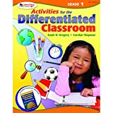 Activities for the Differentiated Classroom, Grade 1 9781412953375