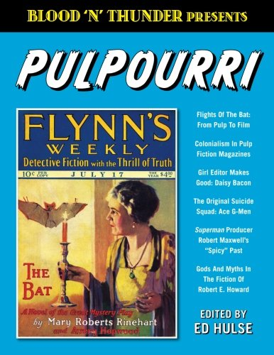 Blood 'n' Thunder Presents: Pulpourri (Volume 4)