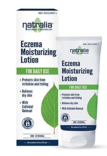 Natralia Eczema Moisturizing Lotion Fluid product image