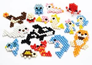 Aquarium set aq 58 of all aqua beads art for Free beados templates