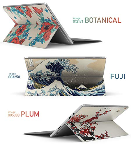 igsticker Ultra Thin Premium Protective Back Stickers Skins Universal Tablet Decal Cover for Microsoft Surface Pro7 / Pro2017 / Pro6 000030 Flare Pattern