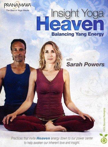 Insight Yoga Heaven: Balancing Yang Energy with Sarah Powers