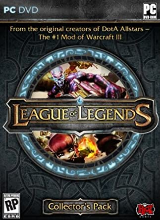 League of Legends: Collector's Pack (PC DVD): Amazon co uk: PC