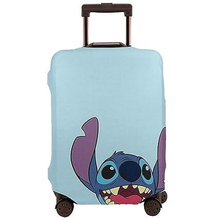 Funda para Equipaje de Viaje Lilo y Stitch para Maleta ...