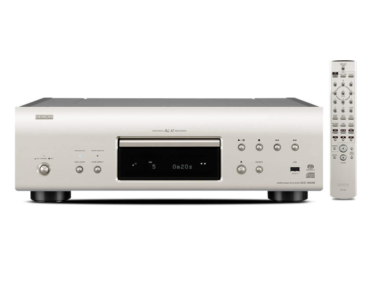 デノン SACD/CDプレーヤー DENON DCD-1650SE-SP B002HW1ZZS