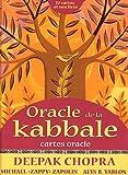 L'oracle de la Kabbale : Carte oracle, guide d'accompagnement
