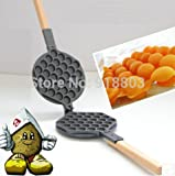 Replacement Eggettes Bubble Egg Waffle Mold Plate Iron