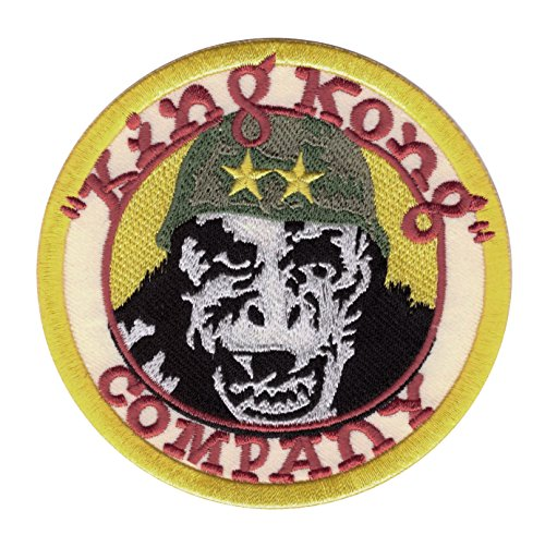 Tv People Costumes (Hook King Kong Company Taxi Driver Replica We People Tactical Morale Costume Patch)