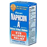 Naphcon A Naphcon A Eye Allergy Relief Drops, 15 ml