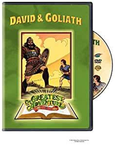 The Greatest Adventure Stories From the Bible: Episode 7 David and Goliath