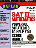 Kaplan SAT II Mathematics, 1998-99, Kaplan Educational Center Staff, 068484849X