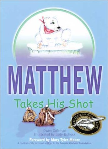 Matthew Takes His Shot