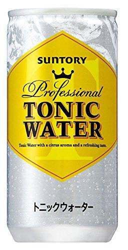 Suntory tonic water 200ml ~ 30 this by Suntory Ltd.