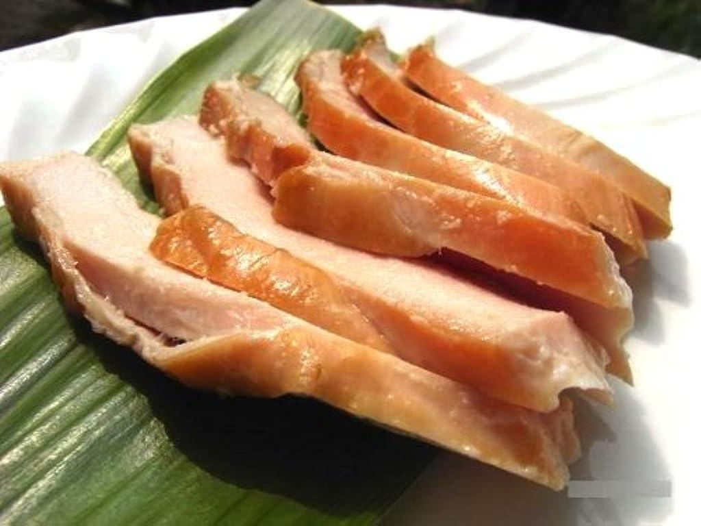 ジョージハンブリー続編驚いたことに[冷蔵] 米久 スモーク仕立てのサラダチキン 125g
