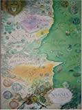 A Map of Narnia and the Surrounding Countries