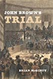 img - for John Brown's Trial book / textbook / text book