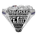 Gloral HIF Mens 2018-2019 New England Patriots