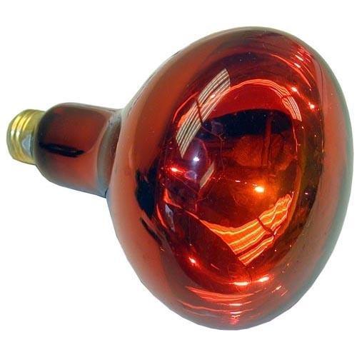 Merco 000372Sp Infra-Red Lamp 120V 250W R40 Med Base Duke Star Merco Food Warmer 00372Sp 381033 by MERCO