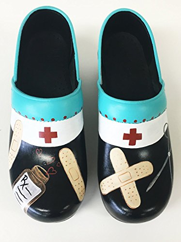 Good Night, Nurse Dansko Professional clog by Hourglass Footwear