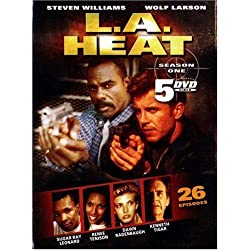 L.A. Heat: Season 1 (5-DVD Digipack)