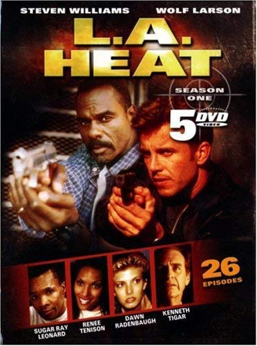L.A. Heat: Season 1 (5-DVD Digipack) (Don Pepin Series)