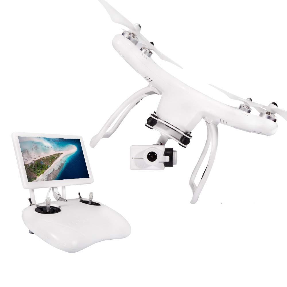 SXFG Großer UAV Quadcopter HD 4K Luftaufnahme 5.8G FPV Echtzeit-Bildübertragung